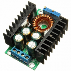 9A 300W Adjustable Power Supply Module DC-DC CC CV Buck Converter Step-down Power Module 7-32V to 0.8-28V