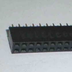 40x2 Pin (80PIN) 2.54 mm Female (DUAL ROW BREAKABLE PIN HEADER)