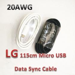 LG Original Micro USB 1.2 meter ( 20AWG 28AWG )
