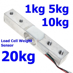 1kg 5kg 10kg 20Kg Digital Load Cell Weight Sensor 10KG