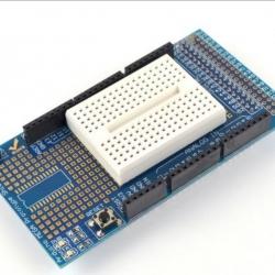 MEGA ProtoShield Mega2560 พร้อม Breadboard SYB-170 Arduino