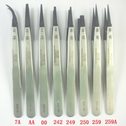 Vetus Plastic tweezers ESD-250 251 7A 249 242 259 259A 259C 00 2A(AA)