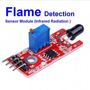 Flame Detection Sensor (ตรวจจับเปลวไฟ)