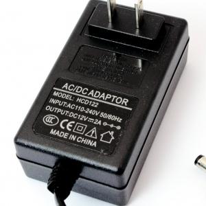 Adapter 12V 2A แหล่งจ่ายไฟ 12V 2A หัวต่อ 5.5x2.1mm สำหรับ Arduino