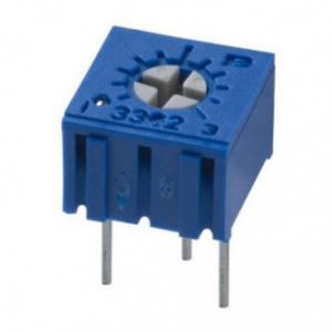 VR เกือกม้า 100 ohm - 1Mohn 3362P Trimpot Variable Resistor (Trimmer Potentiometer)