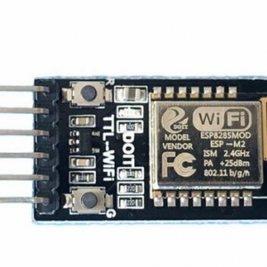 DOIT DT-06 WiFi Serial Port Transparent Transmission Module TTL to WiFi Compatible with Bluetooth HC-06