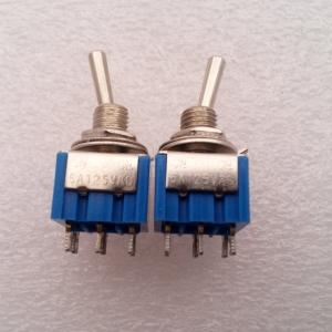 MTS-202 6A 125VAC (ON---ON)