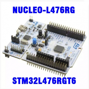 NUCLEO-L476RG development board with STM32L476RGT6, supports Arduino and ST morpho connectivity สำเนา