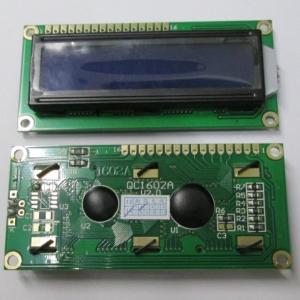LCD 16x2 (1602A) BLUE