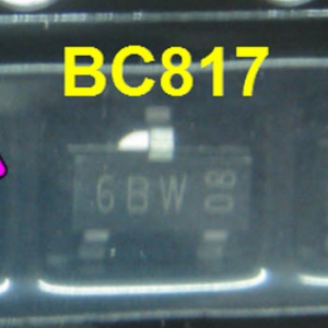 BC817-25 (SOT-23) Transistor NPN 45V/0.5A,High Current Low Voltage