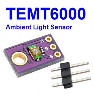 TEMT6000 Ambient Light Sensor Module