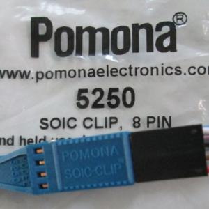Pomona SOIC CLIP 8 PIN (SOIC8 150mil,209mil)