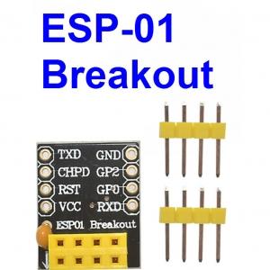 ESP-01S Breadboard Adapter
