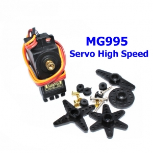 MG995 55g servos Digital Metal Gear RC car robot Servo