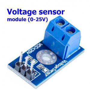 Voltage detection module Voltage sensor Electronic blocks