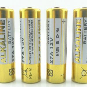 27A 12V 27A12V L828 ALKALINE Battery