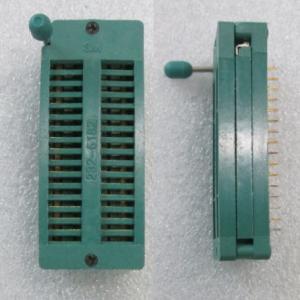 ZIF Socket 32 Pin Universal ZIF DIP Tester IC (2.54mm)- ขาทอง (GOLD PIN )