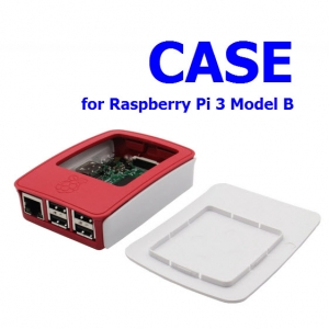 Case for Raspberry Pi 3 Model B