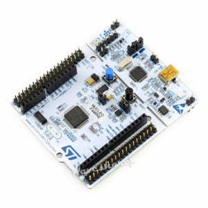 STM32 NUCLEO-F446RE development board with STM32F446RE, supports Arduino and ST morpho connectivity
