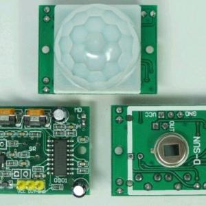 HC-SR501 Human infrared sensor module pyroelectric infrared sensor