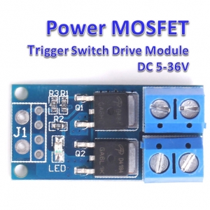 High Power MOSFET Trigger Switch Drive Module