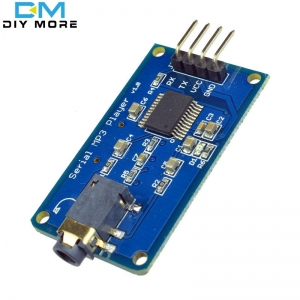 YX5300 UART Control Serial Module MP3 Music Player Module For Arduino AVR ARM PIC