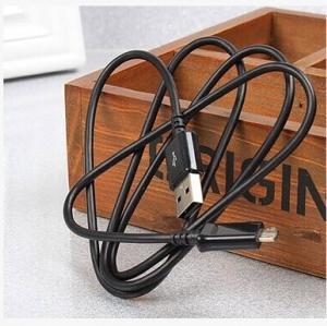 สาย Micro USB (B) Programming Cable BLACK (100cm) ยาว 1เมตร สีดำ