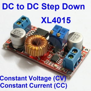 5A constant current and constant voltage DC-DC power module