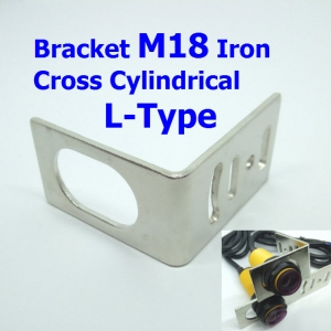 Bracket M18 Iron Cross Cylindrical L-Type