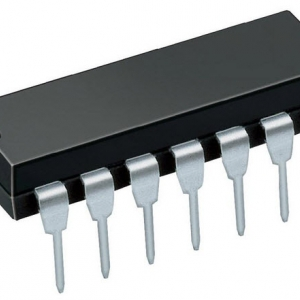SN74HC4066 (DIP14) Quadruple Bilateral Analog Switches