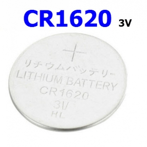 CR1620 3V Lithium Button Coin Battery for watches, toys,calculator etc สำเนา