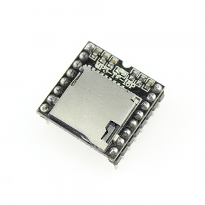 Mini MP3 Player Module TF Card U Disk Mini MP3 Player Audio Voice Module Board For Arduino DFplayer