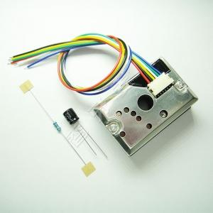PM2.5 sensor GP2Y1010AU0F Compact Optical Dust Sensor Smoke Particle Sensor With Cable