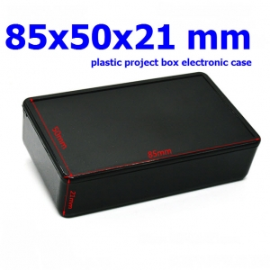 85x50x21mm DIY ABS Plastic Housing Box Case