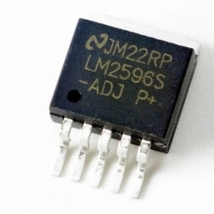 LM2596S ADJ (D2PAK) 150 KHz 3A Step-Down Voltage Regulator