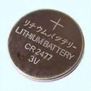 CR2477 3V Lithium Button Coin Battery for watches, toys,calculator etc. สำเนา