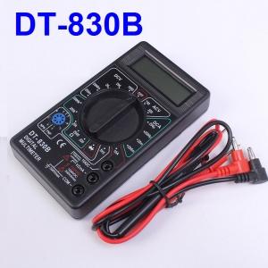 DT-830B ดิจิตอล มัลติมิเตอร์ (Black)