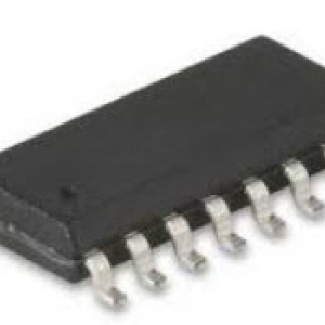 DG411DY (SOIC16) Precision Monolithic Quad SPST CMOS Analog Switches