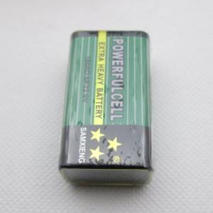 แบตเตอรี 9V carbon battery