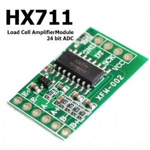 HX711 24 bit ADC Amplifier Module