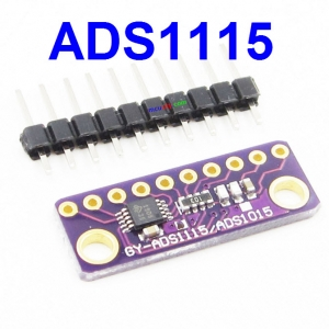 ADS1115 ( I2C ) ADC 4 Channel 16-Bit with Programmable Gain Amplifier Module