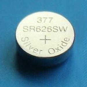 ถ่านกระดุม AG4,LR626,SR626SW,377,377S,377A (1.5V) Button Cell
