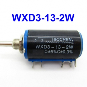 WXD3-13-2W 100 -10k Ohm Rotary side Rotary Multiturn Wirewound Potentiometer