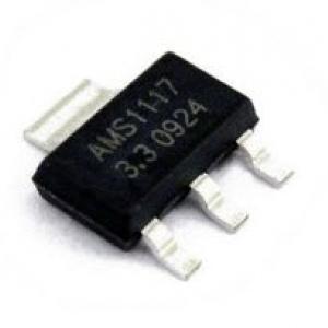 AMS1117 3.3V (SOT-223) 1A Low-Dropout Linear Regulator