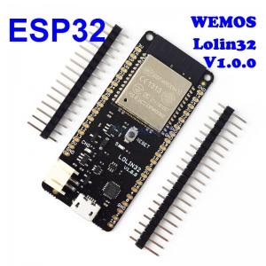 ESP32 WEMOS Lolin32 V1.0.0 WIFI & Bluetooth