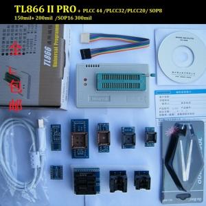XGECU V7.05 TL866II Plus TL866A nand flash 24 93 25 USB Universal bios EEprom AVR programmer