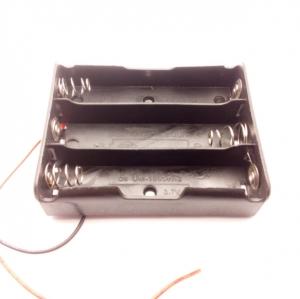 ลังถ่านขนาด 18650 สำหรับ 3 ก้อน (Lithium battery pack 11.1V )