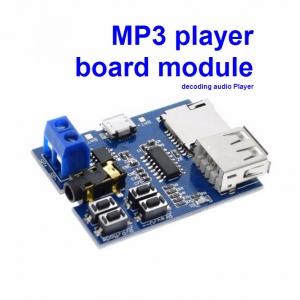 MP3 Player Module TF Card USB Flash Audio Voice Module Board