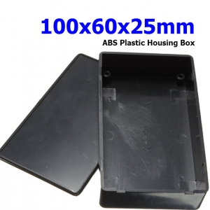 100x60x25mm DIY ABS Plastic Housing Box Case
