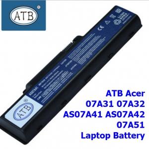 ATB Acer ACER 07A31 07A32 AS07A41 AS07A42 07A51 (4400mAh)